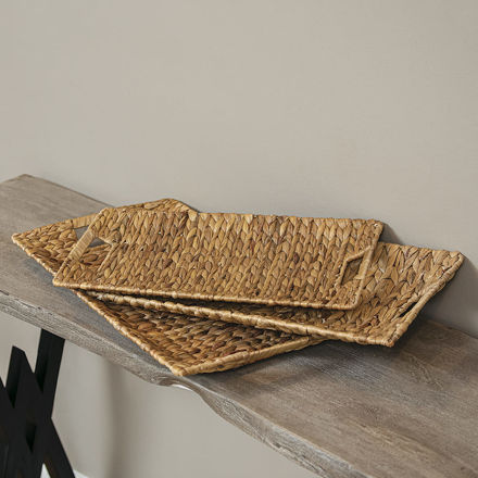 Picture of Hyacinth Tray Set