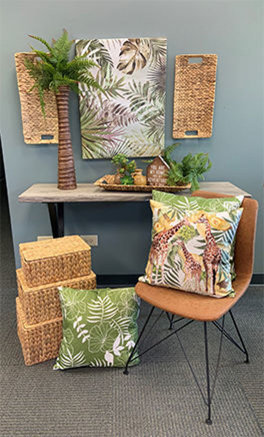 Find Your Wild Side in Home Décor