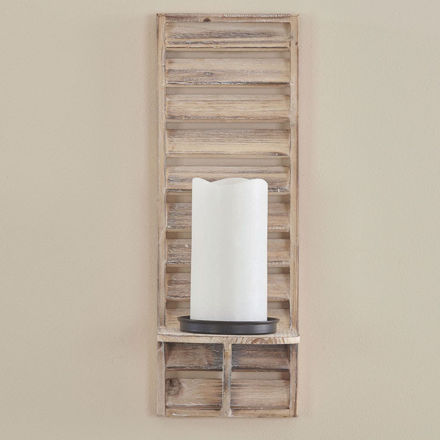 Picture of Shutter Sconce